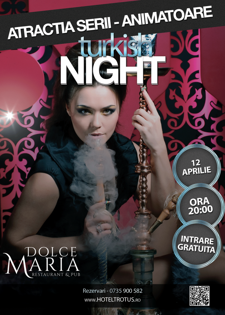 Poster - Turkish Night